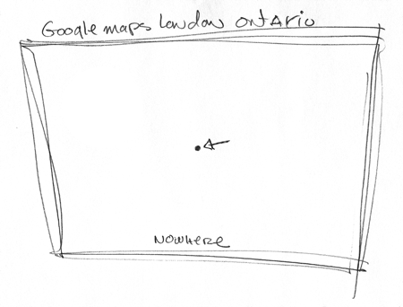 map of London Ontario