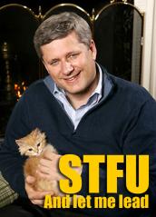Harper stfu