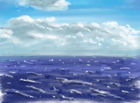 Ocean view #1