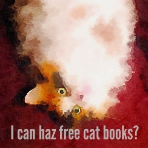 I can haz free cat books?
