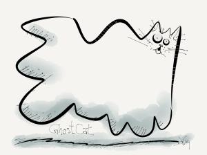 A Ghost Cat