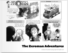 The Zeroman Adventures